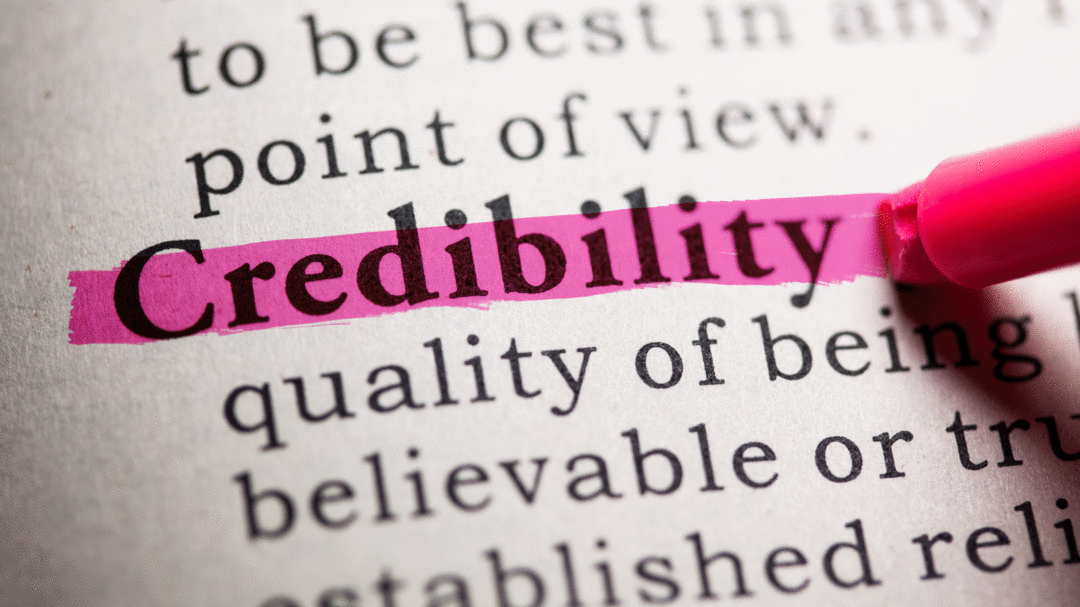 10 dicas de como passar credibilidade para sua audiência e para as marcas